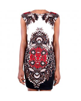 London Times Floral Multi Short Dress