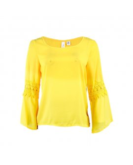 Tacera Yellow Top