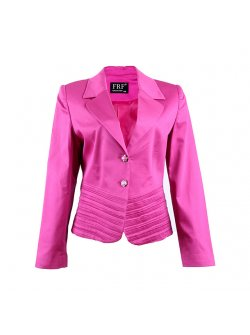 FRF Collection Pink Trendy Jacket