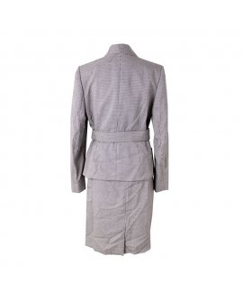 Anne Klein Classic Skirt Suit with Belt