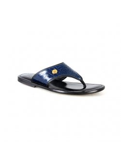 Valentino Orlandis Blue Slippers